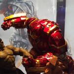 Últimos dias da exposição Vingadores: Era de Ultron, na Iron Studios