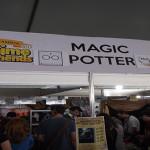 Espaço temático de Harry Potter faz sucesso no Anime Friends