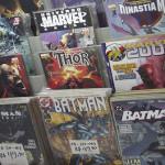 Comic Boom! abre espaço para HQs de sebo