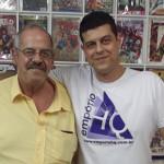 Empório HQ promove Encontro Amigos e Quadrinhos no dia 19/09
