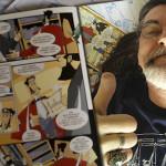 Obras do quadrinista Will vão a leilão online; saiba como participar!