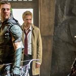 Crossover entre Arrow e Constantine é prelúdio de Legends of Tomorrow