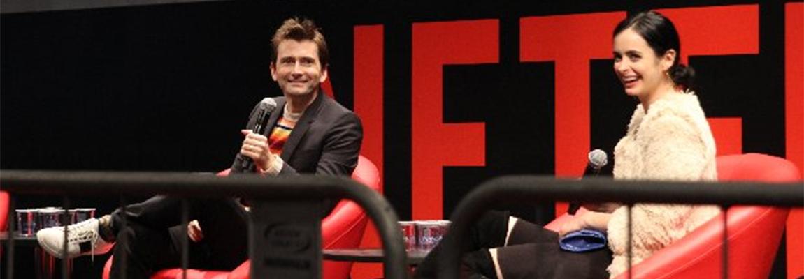 CCXP 2015: Jessica Jones e 2ª temporada de Demolidor no painel da Netflix