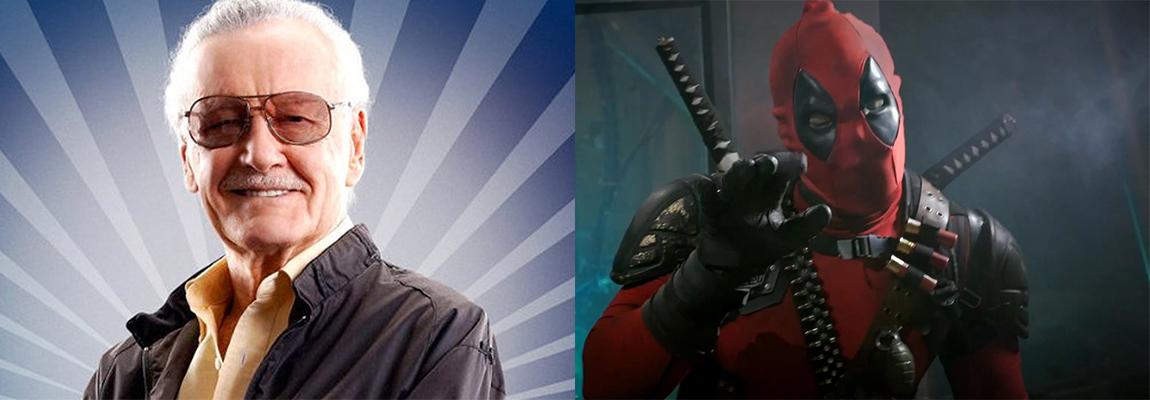 CCXP 2015: Trailer estendido revela que Stan Lee aparecerá em Deadpool