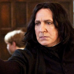 Alan Rickman, o Professor Snape, morre aos 69 anos