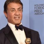 Sylvester Stallone é premiado no Globo de Ouro 2016
