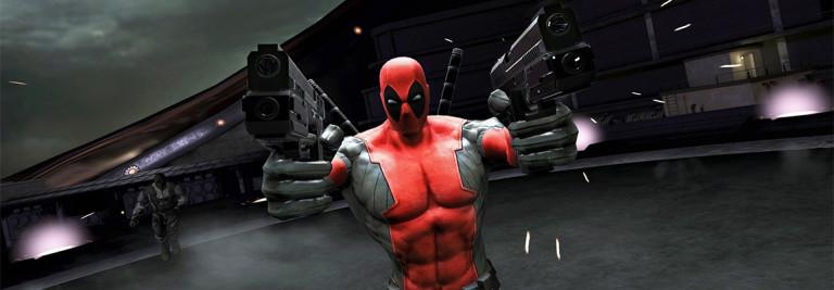 Game do Deadpool é tão divertido e insano quanto suas HQs