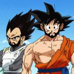 Goku e Vegeta aparecem barbados em episódio de Dragon Ball Super