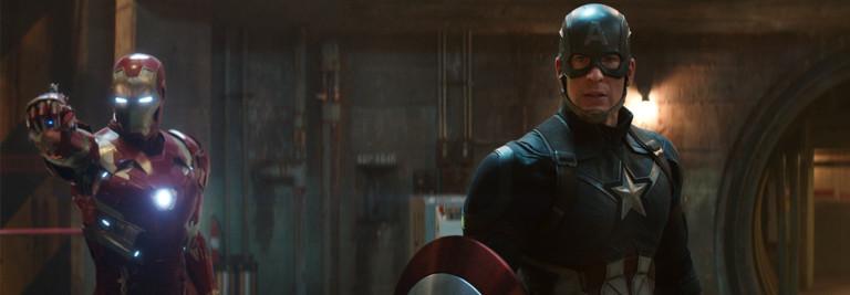Confira as 20 melhores fotos de Capitão América: Guerra Civil
