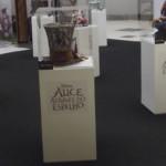 Alice Através do Espelho ganha exposição no Shopping Boulevard Tatuapé