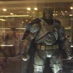 Shopping Eldorado recebe exposição de Batman vs. Superman
