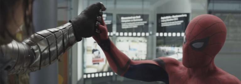 Capitão América: Guerra Civil tem o melhor Homem-Aranha do cinema