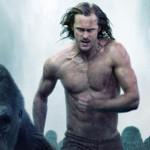 A Lenda de Tarzan mostra a força da natureza e a selvageria do homem