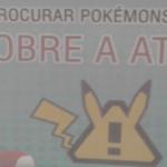 Campanha da CPTM pede atenção aos jogadores de Pokémon GO