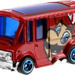 Personagens de Super Mario Bros. inspiram novos carrinhos Hot Wheels