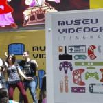 Museu do Videogame Itinerante é atração gratuita no Shopping SP Market