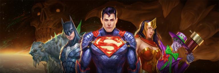 DC Legends: Game mobile reúne super-heróis e vilões em combates táticos