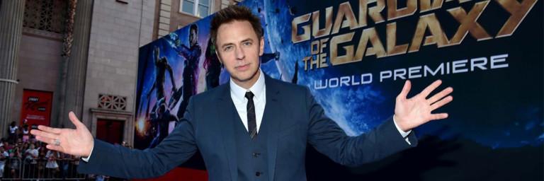 James Gunn, diretor de Guardiões da Galáxia, estará na CCXP 2016
