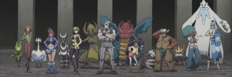 Pokémon Generations: 13º episódio tem líderes de Unova contra Team Plasma