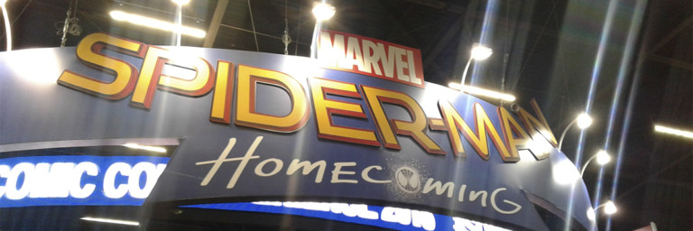 CCXP 2016: Spider-Man: Homecoming ganha primeiro teaser e título nacional