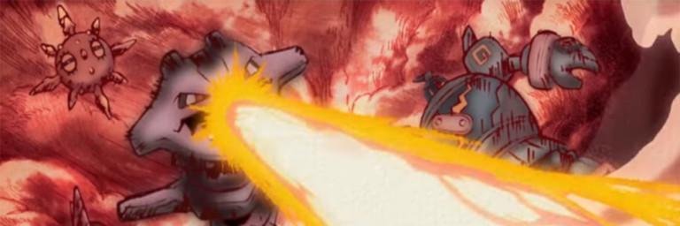 Pokémon Generations: Episódio final traz história de AZ e a Grande Guerra