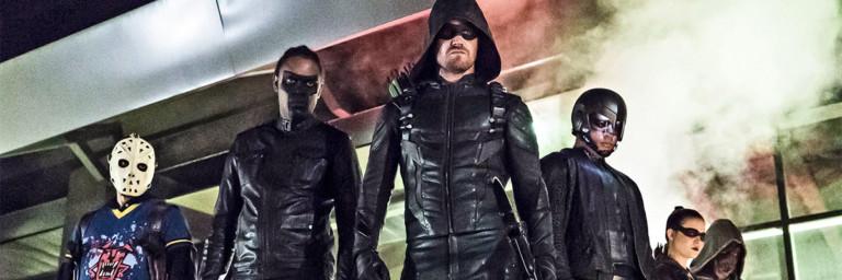 5ª temporada: Arrow se redime e retoma as raízes com drama policial sombrio