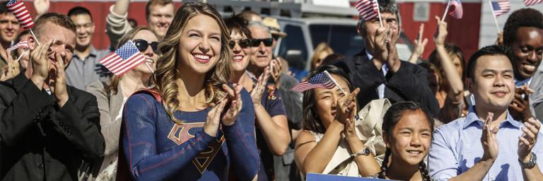 Feminismo e ativismo social marcam a 2ª temporada de Supergirl