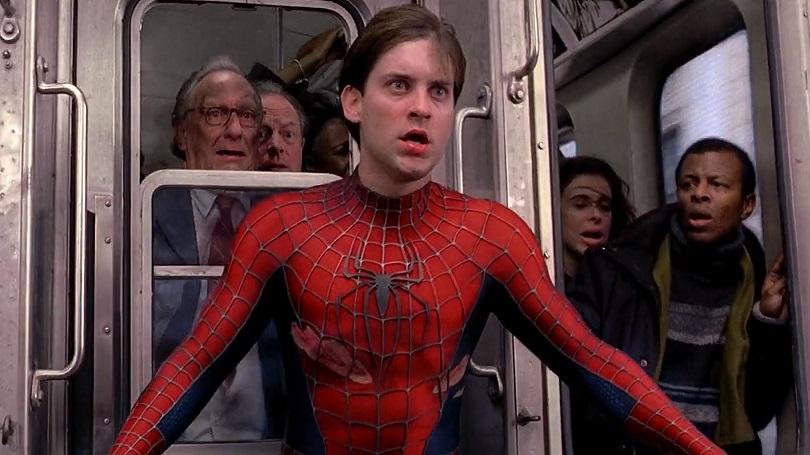 Esta é a cena mais épica do Homem-Aranha nas telonas. (Foto: Sony)