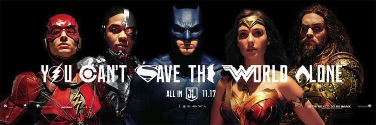 SDCC 2017: Saiba o que esperar de Liga da Justiça; veja o segundo trailer