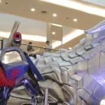 Exposição grátis: Shopping Anália Franco recebe The Exhibition Transformers