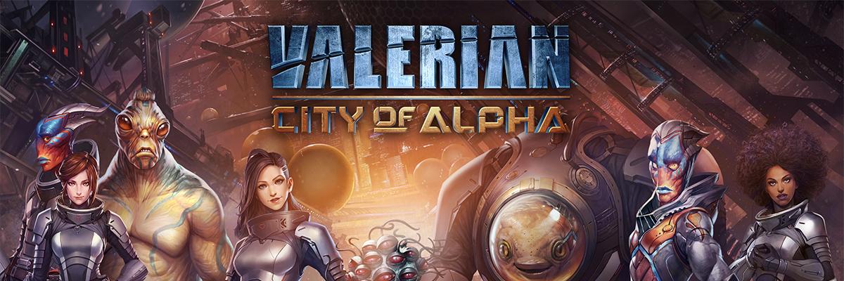 Valerian: City of Alpha: Crie um império espacial neste game para Android e iOS