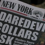 New York Bulletin: Jornal do universo de Os Defensores ganha edição online