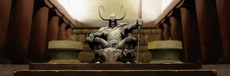 Minissérie Thor e Loki: Irmãos de Sangue analisa psique do Deus da Trapaça