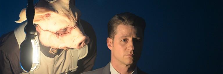 Professor Porko estreia na 4ª temporada de Gotham