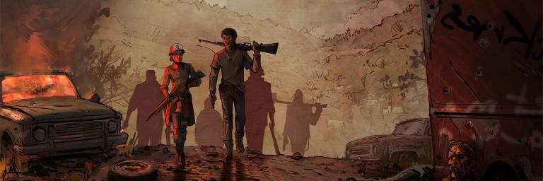 Conheça os games baseados em The Walking Dead