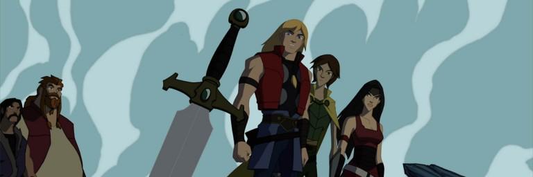 Animação Thor: O Filho de Asgard conta as origens do Deus do Trovão