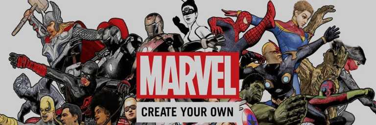 Create Your Own: Fãs criarão suas próprias HQs na nova plataforma da Marvel