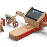 Nintendo Labo: Conheça a linha de acessórios de papelão para Nintendo Switch