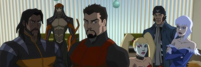 Animação Suicide Squad: Hell To Pay tem primeiro trailer divulgado