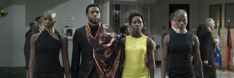 Eu escolho Wakanda: Pantera Negra e a representatividade que precisávamos