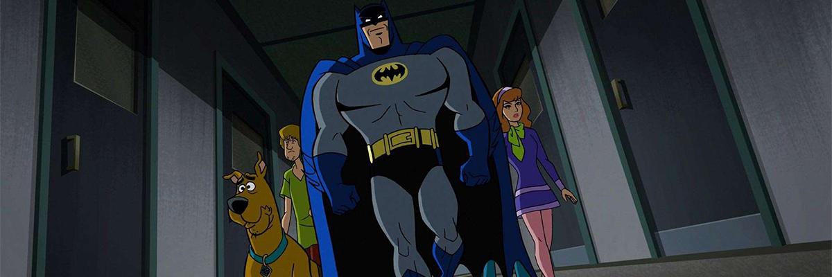 Scooby-Doo e Batman: Os Bravos e Destemidos: Mistérios, diversão e biscoitos