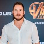 Em tour pelo Brasil, Chris Pratt dá spoilers sobre Vingadores: Guerra Infinita