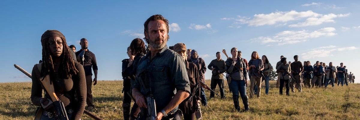 8ª temporada: Guerra Total de The Walking Dead termina em melodrama
