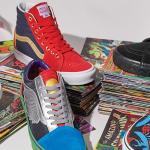 Vans lança coleção inspirada no universo Marvel
