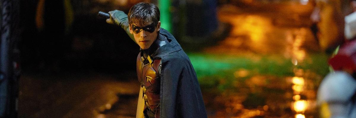 Primeiras impressões: Sombria como a DC gosta, Titans surpreende na estreia