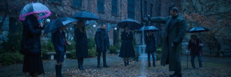NYCC 2018: The Umbrella Academy tem imagens e data de estreia reveladas