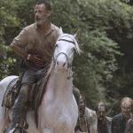 The Walking Dead: Passado, presente e futuro colidem em despedida de Rick