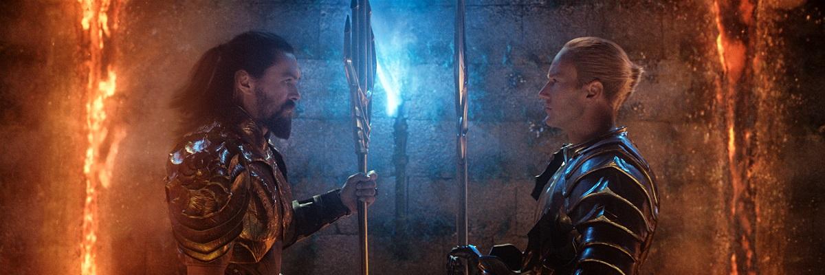 Aquaman: Antes subestimado, herói manda bem e tira onda em filme solo