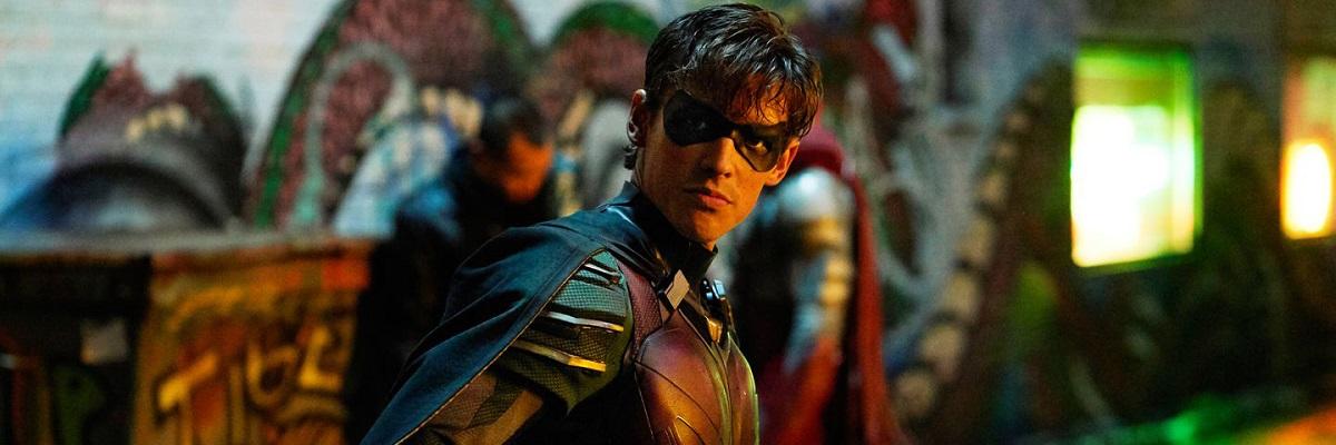 Titans: Série da DC ganha data de estreia na Netflix