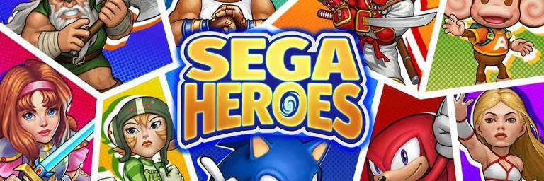 Sega Heroes: Personagens clássicos se reúnem em game de combate tático